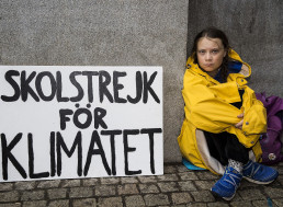 Greta Thunberg is Time Magazine's Person of the Year 2019