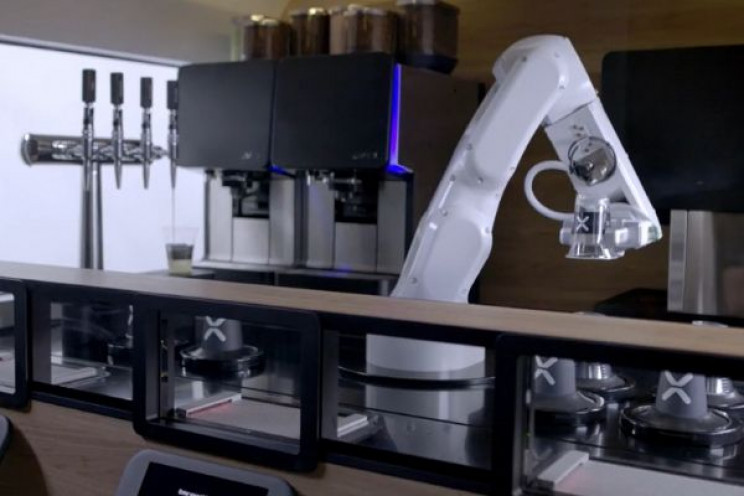 No More Hipster Baristas, Get Ready for Robot-Made Coffee