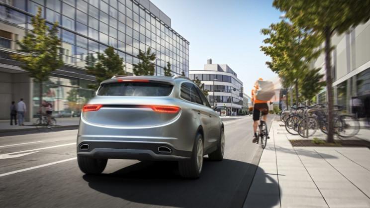 Bosch Just Unveiled That It Creates Lidar Sensor for Autonomous Cars