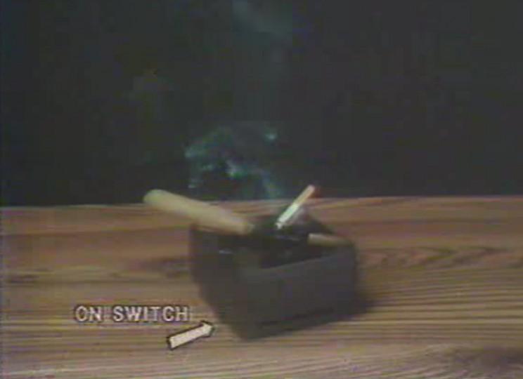 Ronco Smokeless Ashtray