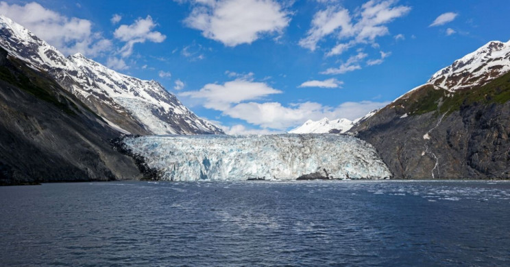 Melting Mountain Slope in Alaska Could Cause Catastrophic Landslide and Tsunami