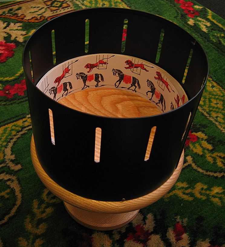 motion pictures history zoetrope