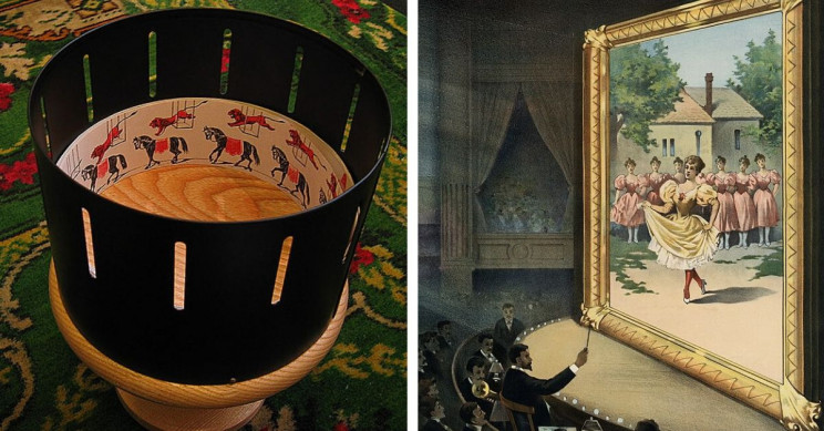 9 Major Milestones in the History of Moving Images From Zoetrope to GIF