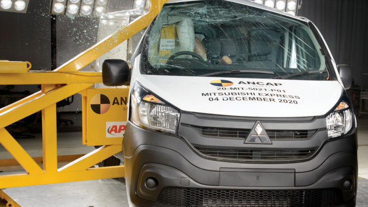 Watch The First Vehicle to Get a Zero-Star Safety Rating in Australasia