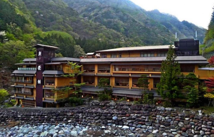 World's Oldest Hotel Has Been Run by the Same Family for Over 1,300 Years