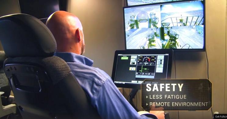 Remote Drone Control
