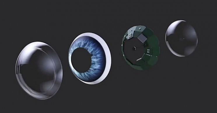 Mojo Vision Parts