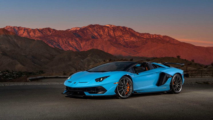Lamborghini Recalling Aventador SVJ Because of Faulty Doors