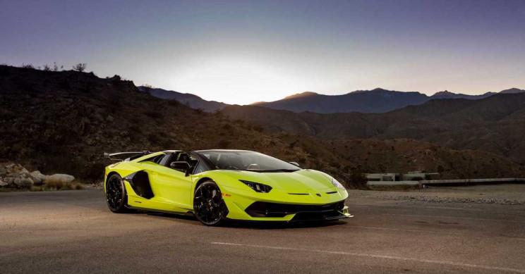 Lamborghini Recalling Aventador SVJ Because of Faulty Doors