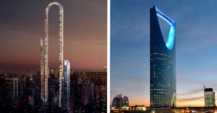 13 Skyscrapers That Are Totally an Engineering Wonder
