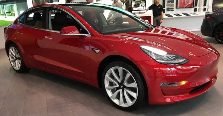Tesla Raises Price of $35,000 Model 3 by $400