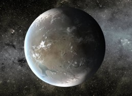 Many Exoplanets Are 'Water-Worlds,' a Fresh Study Suggests