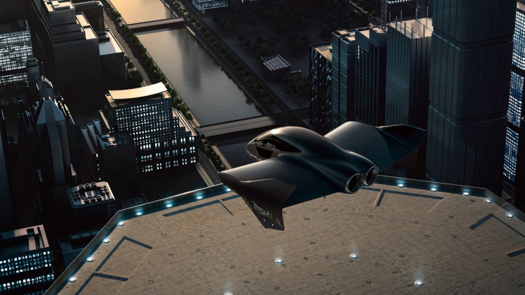 Concept personal aircraft
