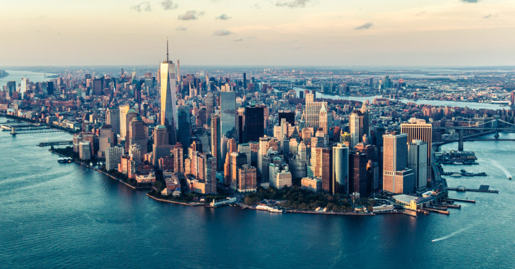 New York Leads World's Most Innovative Cities
