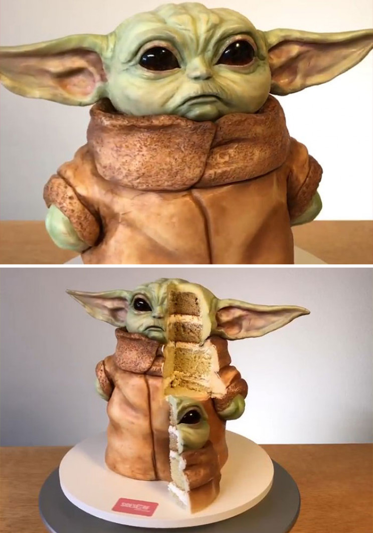 11+ Realistic Cakes That Will Make You Wonder If You're a Cake Too