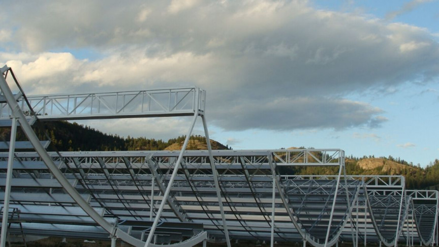 For the First Time, Radio Telescope Detects Regular Bursts Every 16 Days - Interesting Engineering