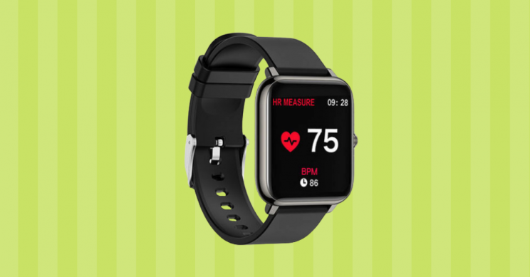 This Smart Watch Tracks Both Your Body Temperature and Oxygen Levels