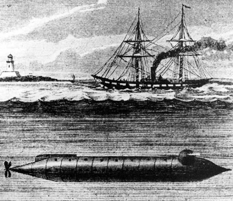 Alligator-class submarine