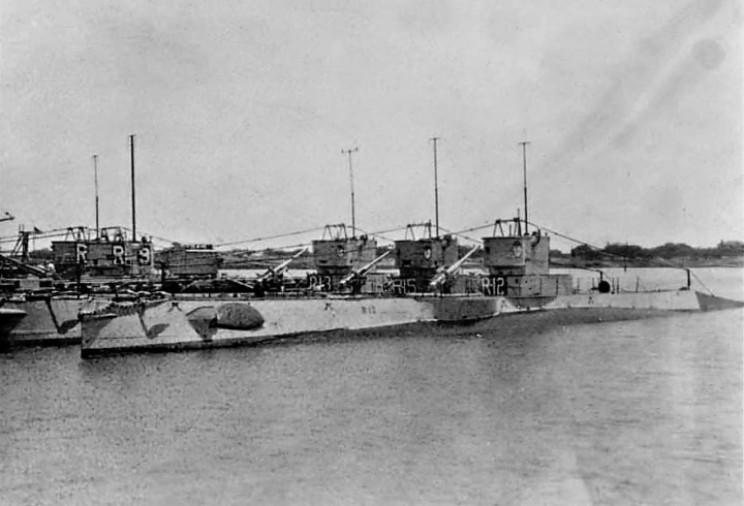 R-class submarine