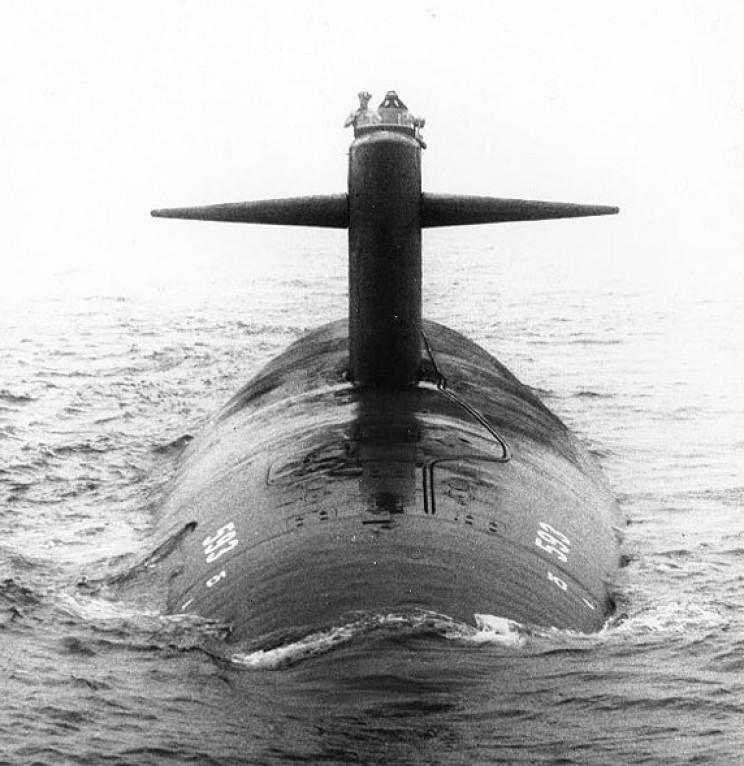 Thresher-class submarine