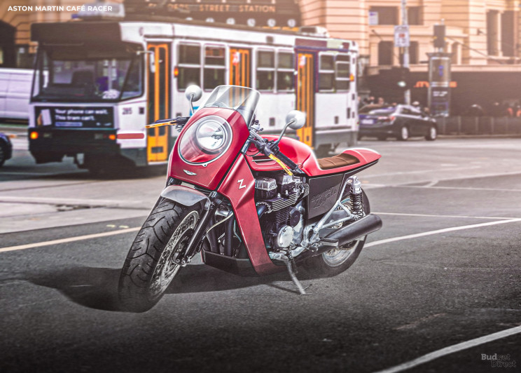 6 Stunning Motorcycle Concepts Inspired by Iconic Auto Brands