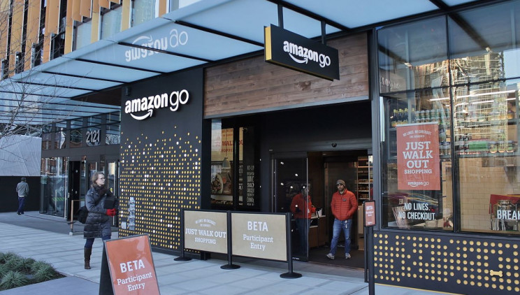 The Evolution of the Supermarket From Dry Goods Stores to Amazon Go