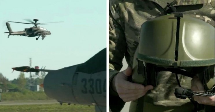 New NATO Video Shows Apache Helicopter Survival Kit Essentials