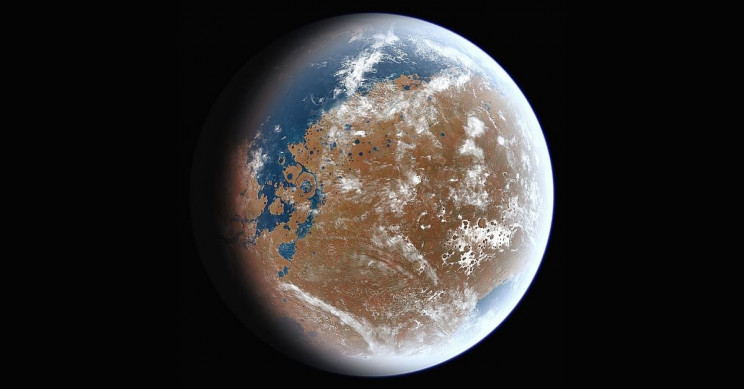 Colossal Dust Storms on Mars Could Have Helped Blow Its Oceans Away, Says Study