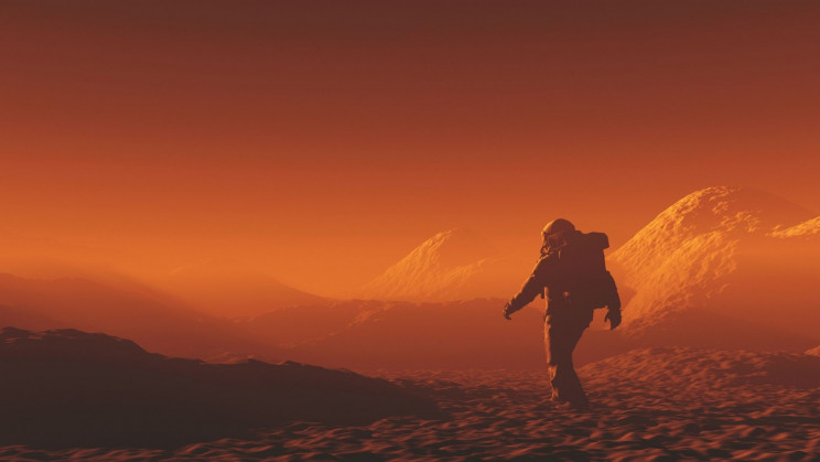 Mars Is Safe for Humans, But Only for Four-Year Missions