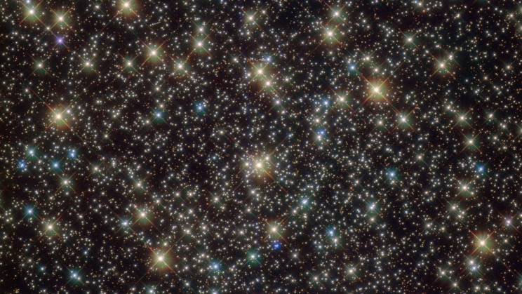 Scientist Claims Stars May Actually Be a Communication Tool