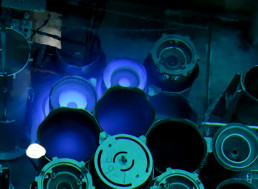 That Eerie Blue Light from Nuclear Reactors? It's Cherenkov Radiation