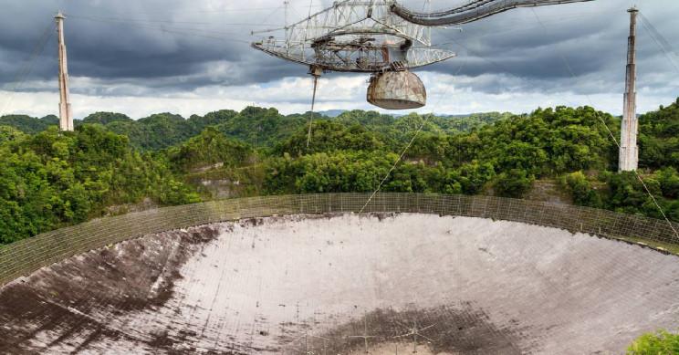 Arecibo Telescope Awarded $8 Million for Possible Reconstruction
