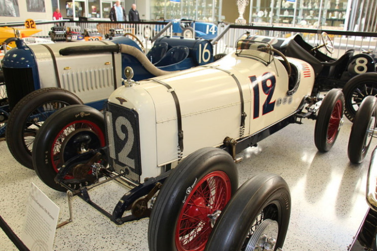 Duesenberg 1922 Indy 500 winner