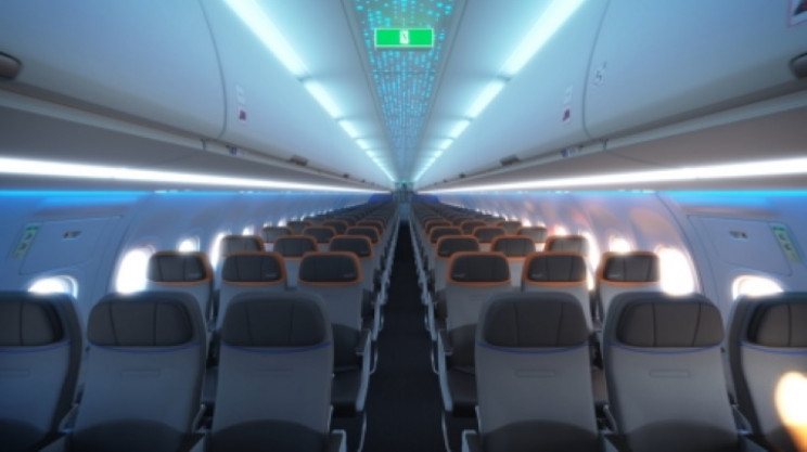 JetBlue A321LR seating