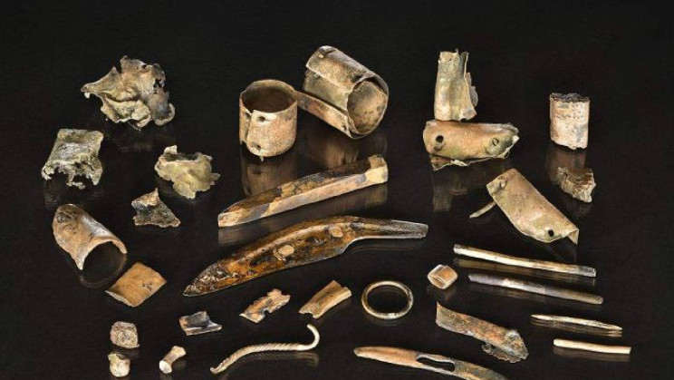 People in the Bronze Age Used Scrap as Money
