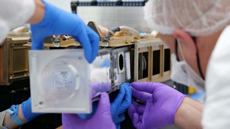 US Defense Agency Testing Nanosatellites to Counter Enemy Missiles