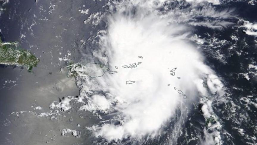 Striking NASA Video Shows Hurricane Dorian from the
