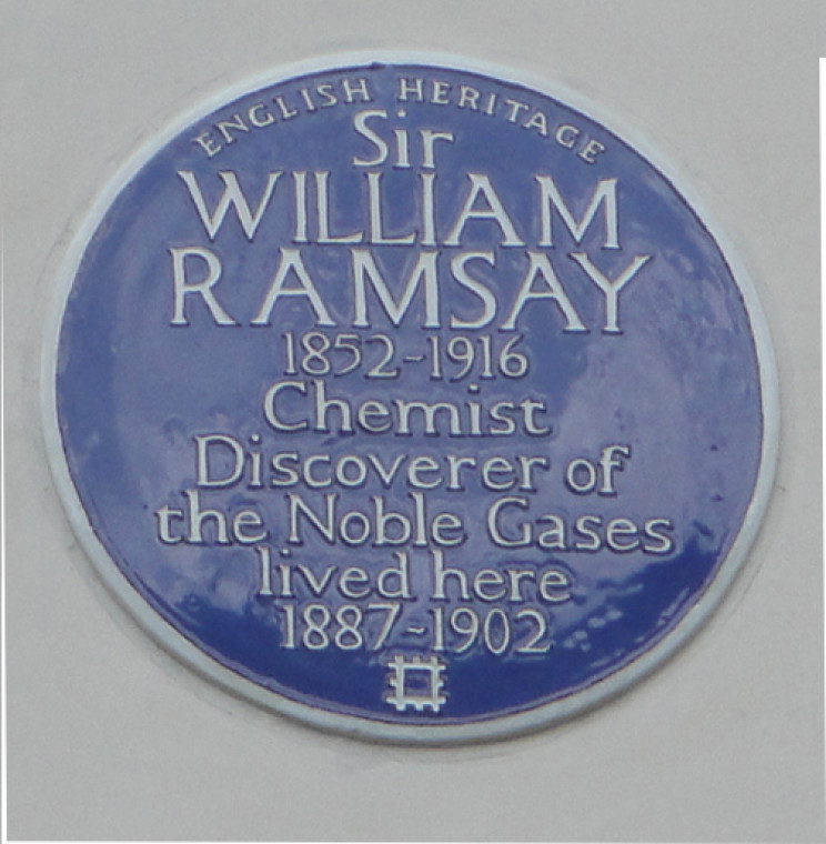 Google Doodle Commemorates Pioneering Chemist Sir William Ramsay