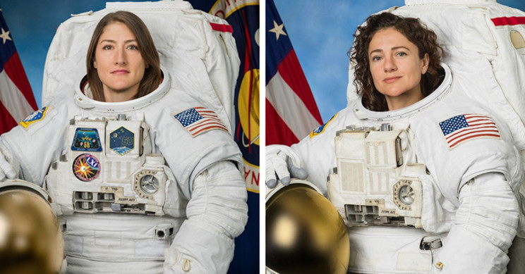 World's First All-Woman Spacewalk Has Been Moved Forward by NASA