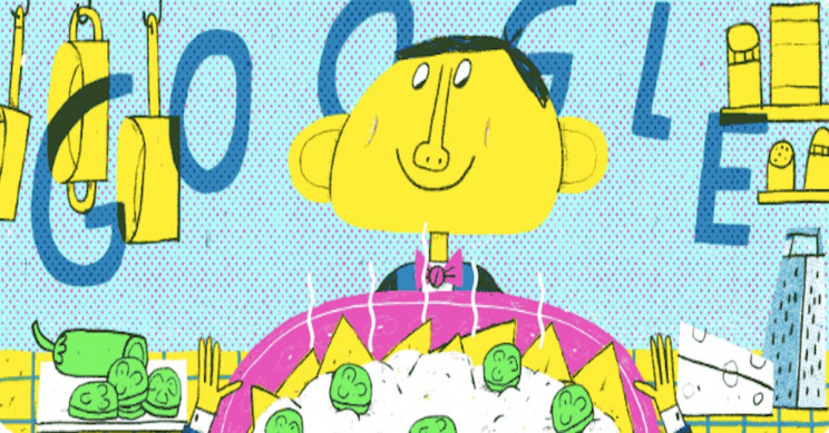 Animated Google Doodle Honors the Creator of Nachos: Ignacio Anaya García