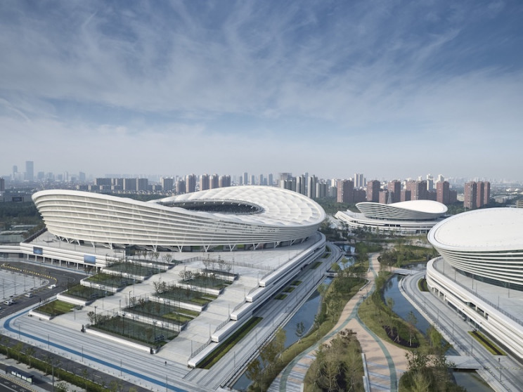 Exploring Some of the World's Most Beautiful Stadiums from Across the World