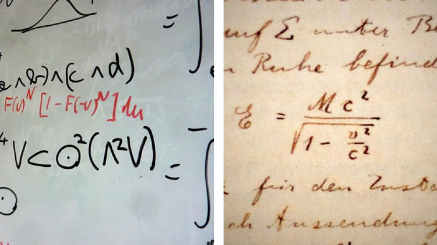 Check Out 10 Equations That Changed the World
