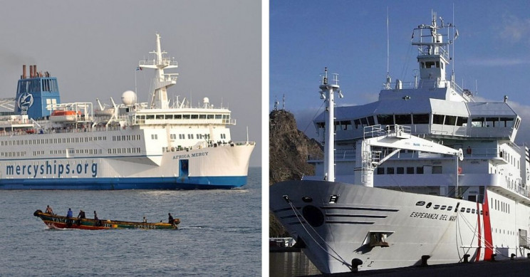 Aid on Water: A Brief History of Medical Ships