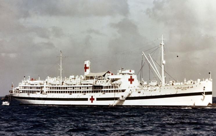 USS Relief
