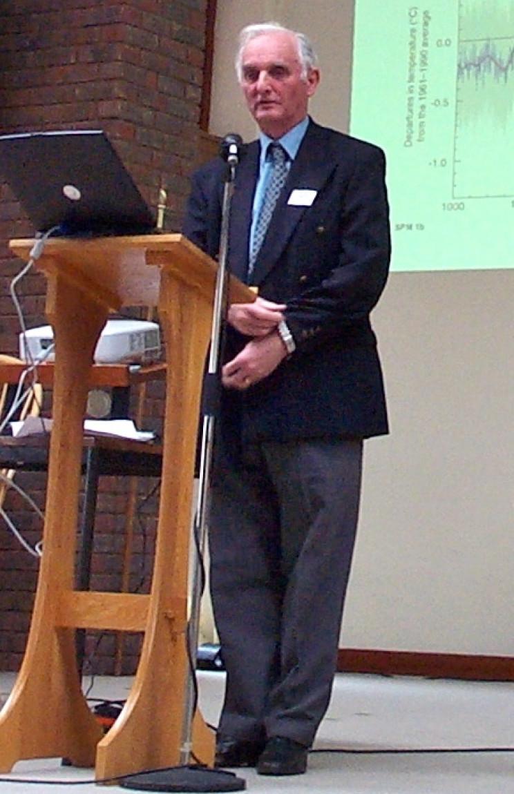 Dr. John Houghton