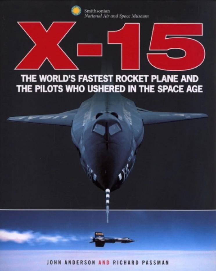 X-15 book