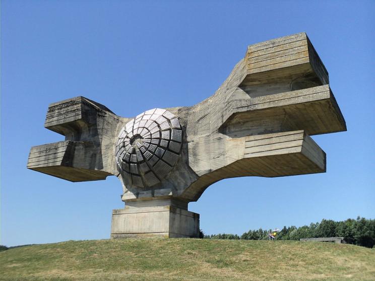 unusual buildings monument of revolution