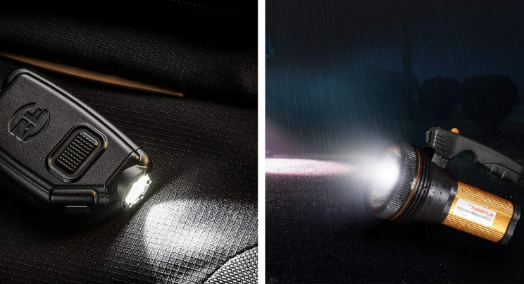 8 Practical and Innovative Flashlight Designs