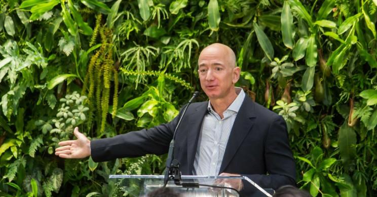 Jeff Bezos Pledges $10 Billion to Slow Climate Change