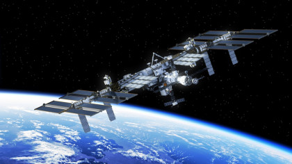 A Russian Spacecraft Pushed the ISS Out of Position, Again